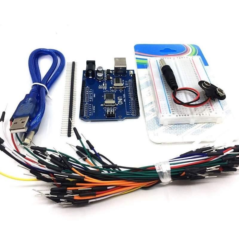 Kit de iniciacion arduino basico economico sensorae