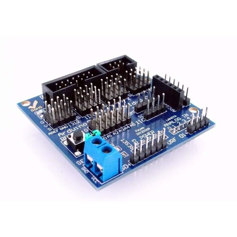 Arduino uno sensor shield v sensorae